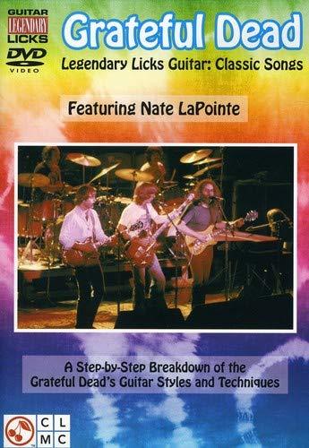 Grateful Dead - Legendary Licks Guitar: Classic Songs