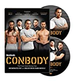 Men's Health CONBODY: The Prison Style Bodyweight Workout That Incinerates Fat and Builds Rock Hard Muscle (2 DVDs)