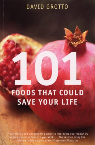 101 Foods That Could Save Your Life (English Edition)