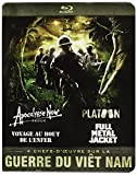 Guerre du Vietnam - Coffret 4 films : Apocalypse Now + Platoon + Full Metal Jacket +...
