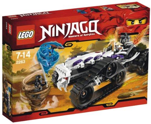 LEGO Ninjago 2263 - Turbo Shredder