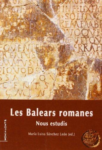 Les Balears romanes: Nous estudis: 104 (Menjavents)