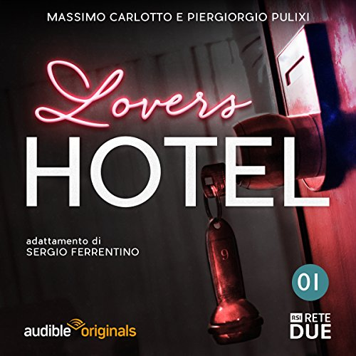 Lovers Hotel 1 audiobook cover art