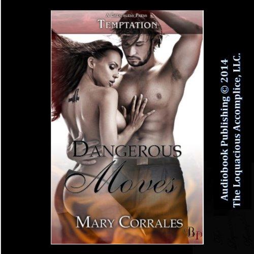 Dangerous Moves audiobook cover art