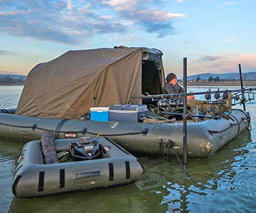 Inflatable Floating Fishing Camping Platform Dock Pier Shoal Tent Raft Boat New