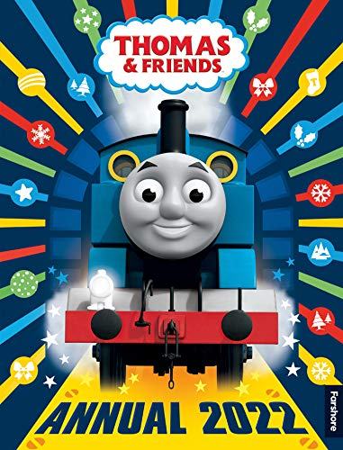 Thomas & Friends: Annual 2022: Toot! Toot! Packed full of fun and games, it's the Thomas & Friends Annual 2022!
