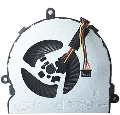3CTOP - Ventilador de Refrigeración para CPU para HP 250G4 250 G4 255G4 255 G4 813946-001