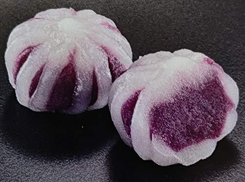 冷凍和菓子 糸掛け餅 紫芋 15個 業務用 冷凍