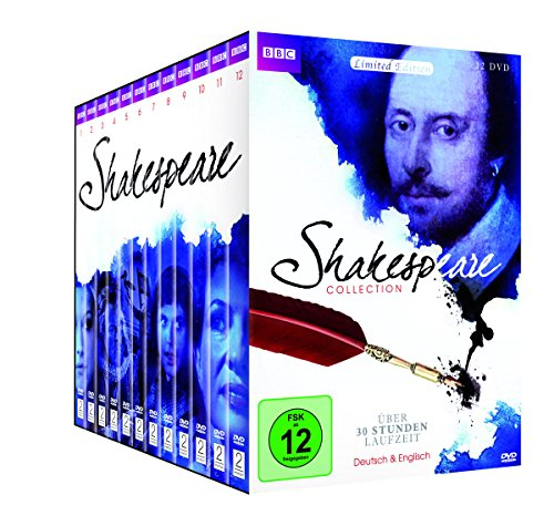 Shakespeare Collection [Limited Edition] [12 DVDs]
