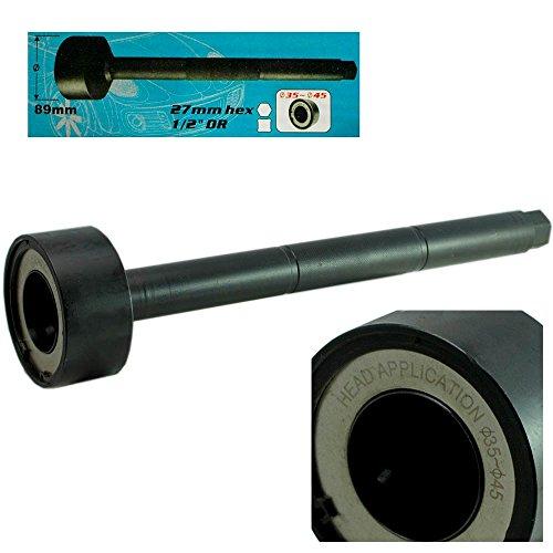 35-45mm Spurstangenwerkzeug Abzieher Spurstange Kopf Axialgelenk Kugelgelenk