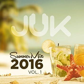 Summer Mix 2016, Vol. 1