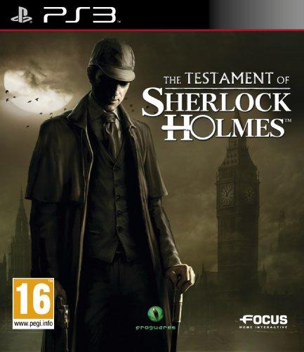 PS3 - The Testament of Sherlock Holmes (NEU & OVP)