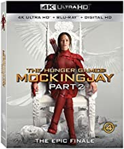 The Hunger Games: Mockingjay Part 2 [4K UHD + Blu-ray]