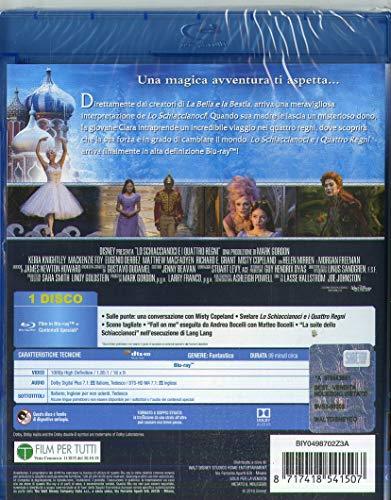 Lo Schiaccianoci ( Blu Ray)