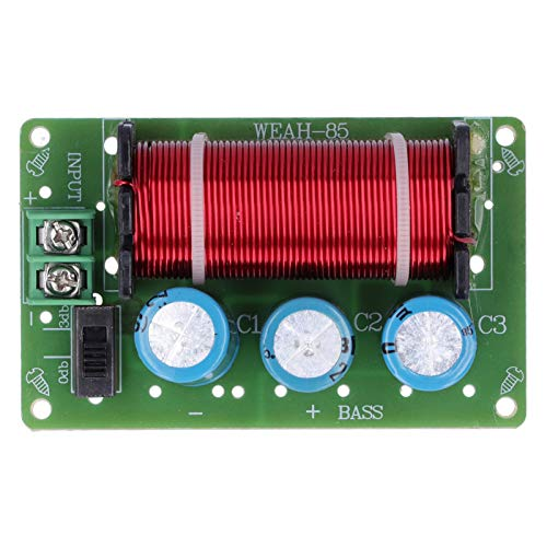 Speaker Divider Board Bassfrequenz Subwoofer Crossover Industrial Supplies 200W
