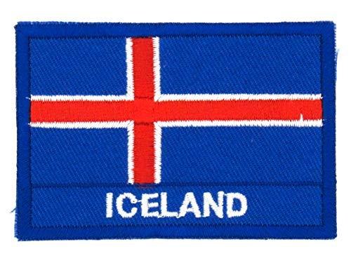 Bandera nacional Parche bordado Regalo Ciclistas Divertido
