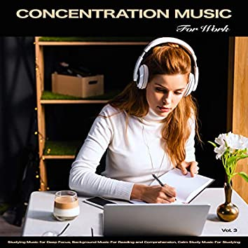 Concentration Music For Work: Studying Music for Focus, Background Music For Reading, Calm Study Music, Office Music, Easy Listening Background Music and The Best Study Music, Vol. 4
