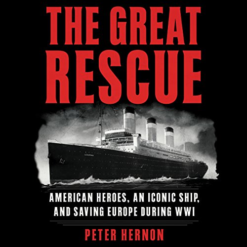 The Great Rescue audiobook cover art