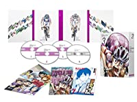 【Amazon.co.jp限定】弱虫ペダル GLORY LINE Blu-ray BOX Vol.3(初回生産限定版)(全巻購入特典:「描き下ろし全巻...