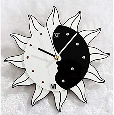 BeesClover 12 inches Saat Wall Clock Reloj Relogio de Parede Wall Clocks Duvar Saati relogio de