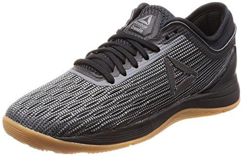 Reebok R Crossfit Nano 8.0, Zapatillas de Deporte para Niñas, Negro (Black/Alloy/Gum...