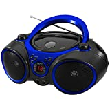portable stereo radio cd player