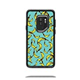 MightySkins Skin Compatible with LifeProof SLAM Samsung Galaxy S9 Case - Bananas | Protective, Durable, and Unique Vinyl Decal wrap Cover | Easy to Apply, Remove, and Change Styles | Made in The USA