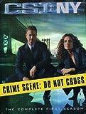 CSI:NY コンパクト DVD-BOX シーズン1[DVD]