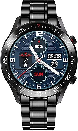 wyingj Reloj inteligente de los hombres s de la actividad física del perseguidor IP68 impermeable del reloj de los deportes
