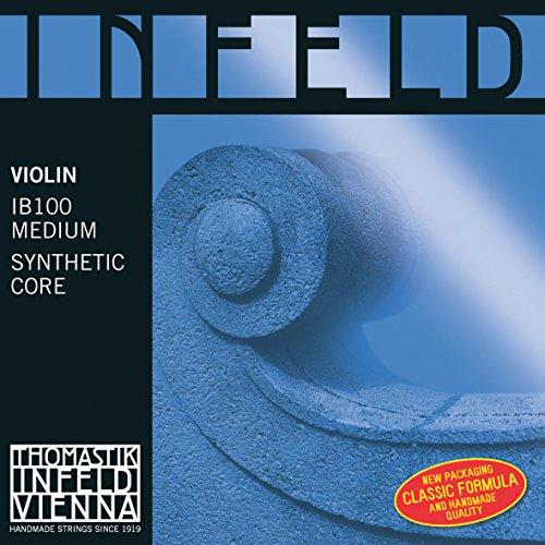 Un violino medio blu Infeld