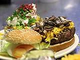 New Orleans Po' Boy Burgers