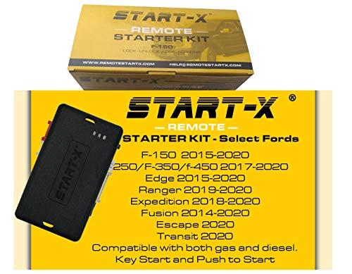 Start-X Remote Starter for Ford Trucks