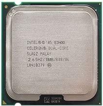 Intel Celeron Dual-Core E3400 SLGTZ 2.6GHz 1MB CPU Processor LGA775