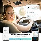 Zoom IMG-1 agptek vivavoce auto bluetooth 5