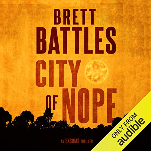 City of Nope audiobook cover art