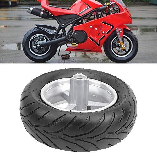 Patrocinado Accesorios para motocicletasPiezas, reemplazo de goma para neumáticos, protectores de llantas de neumáticos confiables para usar para mini bicicletas de bolsillo(rear wheel)