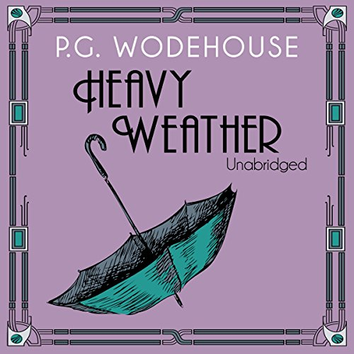 Heavy Weather audiobook cover art