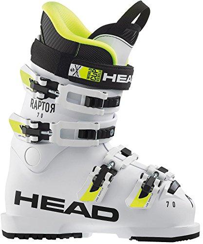 Head Raptor 70 - Botas de esquí, blanco, 26 EU