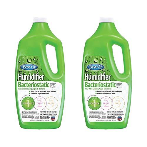 BestAir 3BT, Original BT Humidifier Bacteriostatic Water Treatment, 32 oz (2 Pack) …
