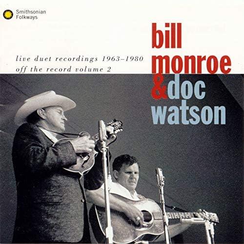 Bill Monroe And Doc Watson
