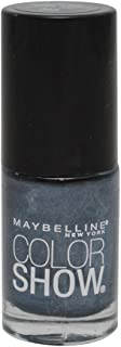 2 PACK- MAYBELLINE COLOR SHOW NAIL LACQUER #365 HOME SWEET CHROME