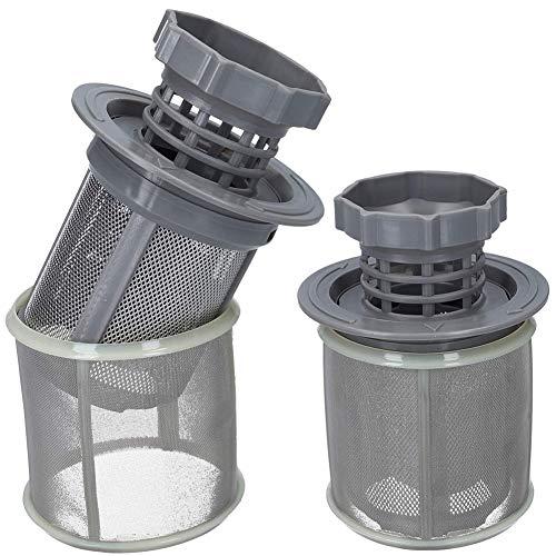 SZWL Geschirrspüler Mikrofilter, Sieb / Filter / Microsieb / Schmutzsieb für Geschirrspüler / Spülmaschine Geschirrspülmaschine,für bosch, Geschirrspüler Siemens, Küchengeschirrspüler Filter