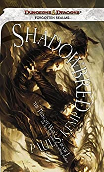 Shadowbred (The Twilight War Book 1) by [Paul S. Kemp]