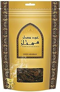 Swiss Arabian Muattar Mumtaz Bakhoor For Unisex, 500 gm