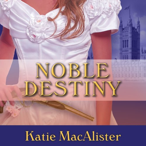 Noble Destiny audiobook cover art