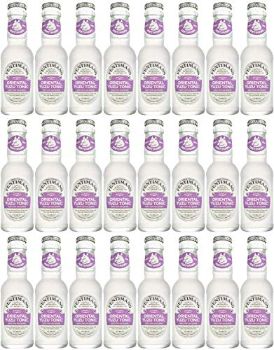 Fentimans Oriental Yuzu Tonic Water 24 x 200ml