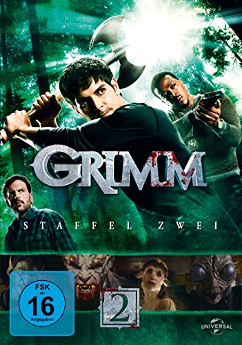 Grimm - Staffel 2 [6 DVDs]