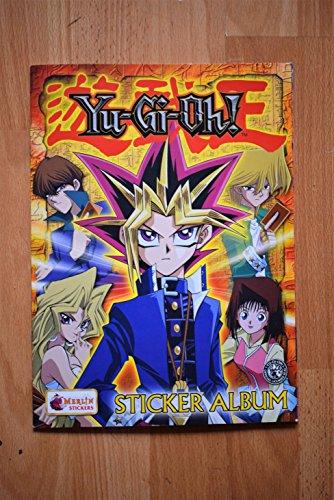 Yu-Gi-Oh! Merlin sticker album