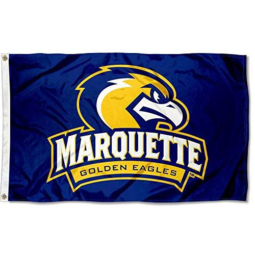 Zudrold Marquette MU Golden Eagles Flag Large 3x5