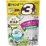 ボールド ジェルボール3D グリーンガーデン&ミュゲの香り つめかえ用 超ジャンボサイズ 44個入り